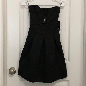 Express Strapless dress. Brand new w/ tag